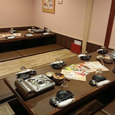 仙台牛タン居酒屋 集合郎 長町店 店内の画像
