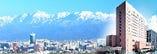 北アルプス、立山連峰の大パノラマ、夜景を一望できる最上階