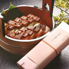 【お土産・ご進物に】うなぎ姿寿司