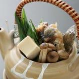 厳選素材で旬を味わう料理は素材に合わせた繊細な味