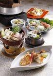 京都ならではの旬素材を使った季節の京料理懐石コース