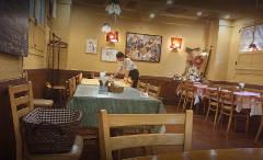 イタリア料理店 メランツァーネ