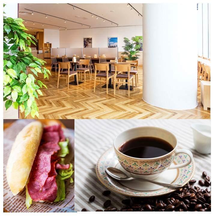 横浜ブルク13 カフェ・オアゼ〜Cafe Oase〜