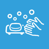 【感染拡大防止への取組:その1】 お客様をお迎えするために、スタッフの体調管理を徹底しております