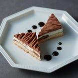 ビーガンケーキ モンブラン 780円(税抜)