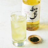 IYEMON ハイボール(知多ウイスキー × 抹茶入り煎茶)