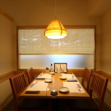 ご家族のご利用にも最適な個室あります