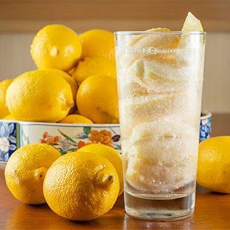 ガツンと果汁!大志レモンサワー