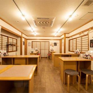 牛タンともつ焼き 居酒屋 大志 Daishi 蒲田西口本店 店内の画像