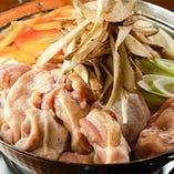 出汁が最高!〆まで食べてほしいとり鍋。
