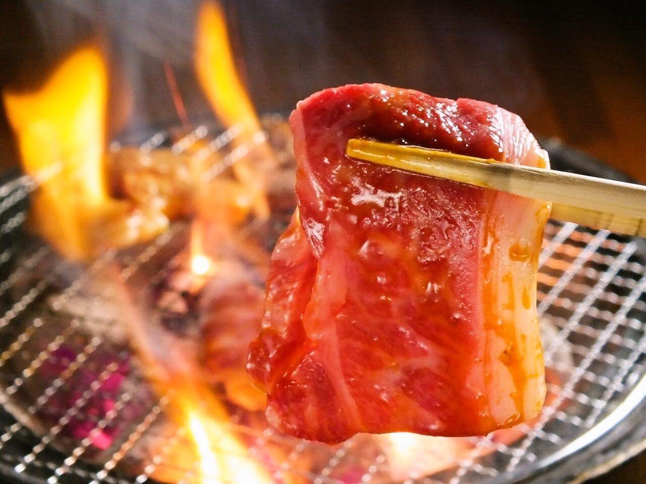 燒肉 食べ放題 じゅじゅ庵 西中島店