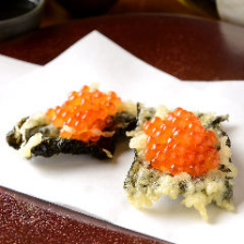 職人の技が光る 鳥取旬食材の天ぷら
