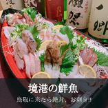 鳥取境港の鮮魚【鳥取県境港市】