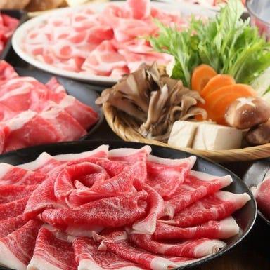 博多野菜巻き・博多料理の店 すみれ家 新橋店  コースの画像