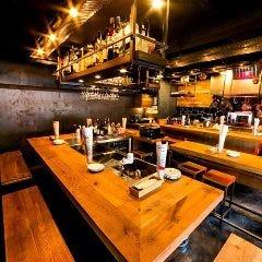 肉バル がぶ飲みワイン サルノコシカケ