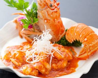 中国王宮海鮮料理 遙華 北新地店 コースの画像
