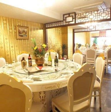 中国王宮海鮮料理 遙華 北新地店 店内の画像