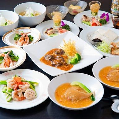 中国王宮海鮮料理 遙華 北新地店 メニューの画像