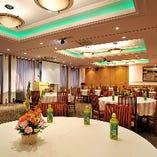 【4F】ご宴会はもちろん、会議やセミナーなどのビジネスシーンにも!<60~120名様>