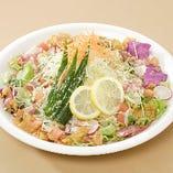 中国風野菜サラダ