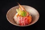 超山尾の海鮮丼