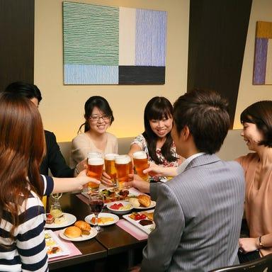 カフェ&バイキング シャガール 千里阪急ホテル 店内の画像