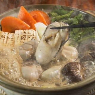 牡蠣と日本酒 四喜 池袋西口駅前店 コースの画像