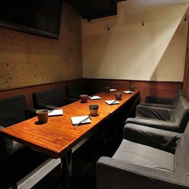 牡蠣と日本酒 四喜 池袋西口駅前店 店内の画像