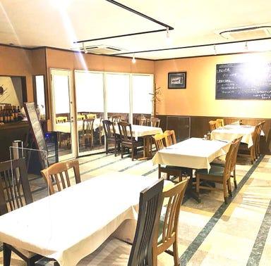 イタリア料理 ナチュール  店内の画像