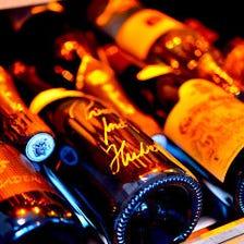 ソムリエ厳選ワインをグラスで楽しむ