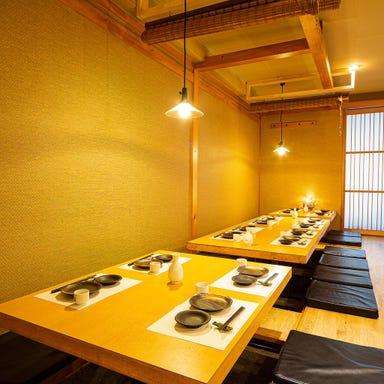 寿司居酒屋 札幌商店  店内の画像