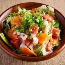 海鮮まるごとサラダ