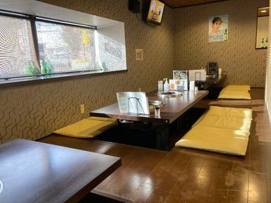 韓国料理 テジラボ  店内の画像