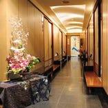 接待に最適、VIPルーム有り! 完全個室全80席!