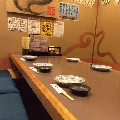 寿司居酒屋 七福 藤沢店 店内の画像