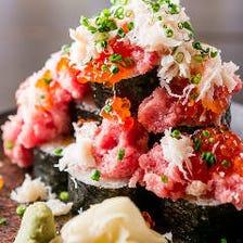 【当店名物】海鮮こぼれ寿司