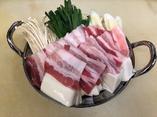 豚バラチゲ鍋(1人前)