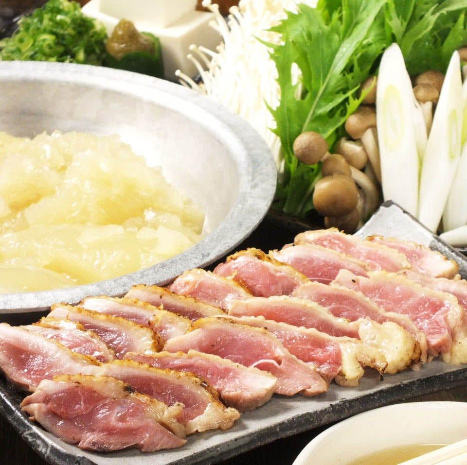 【自家製鶏ガラスープ】水炊き鍋