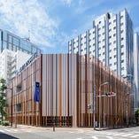 ホテルマイステイズ 新大阪コンファレンスセンターの1階北側にございます