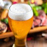 定番のハートランドにクラフトビールもスタンバイ