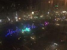 ◆ビルの8階からの眺めがキレイ♪