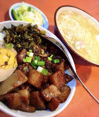 台湾料理 香味