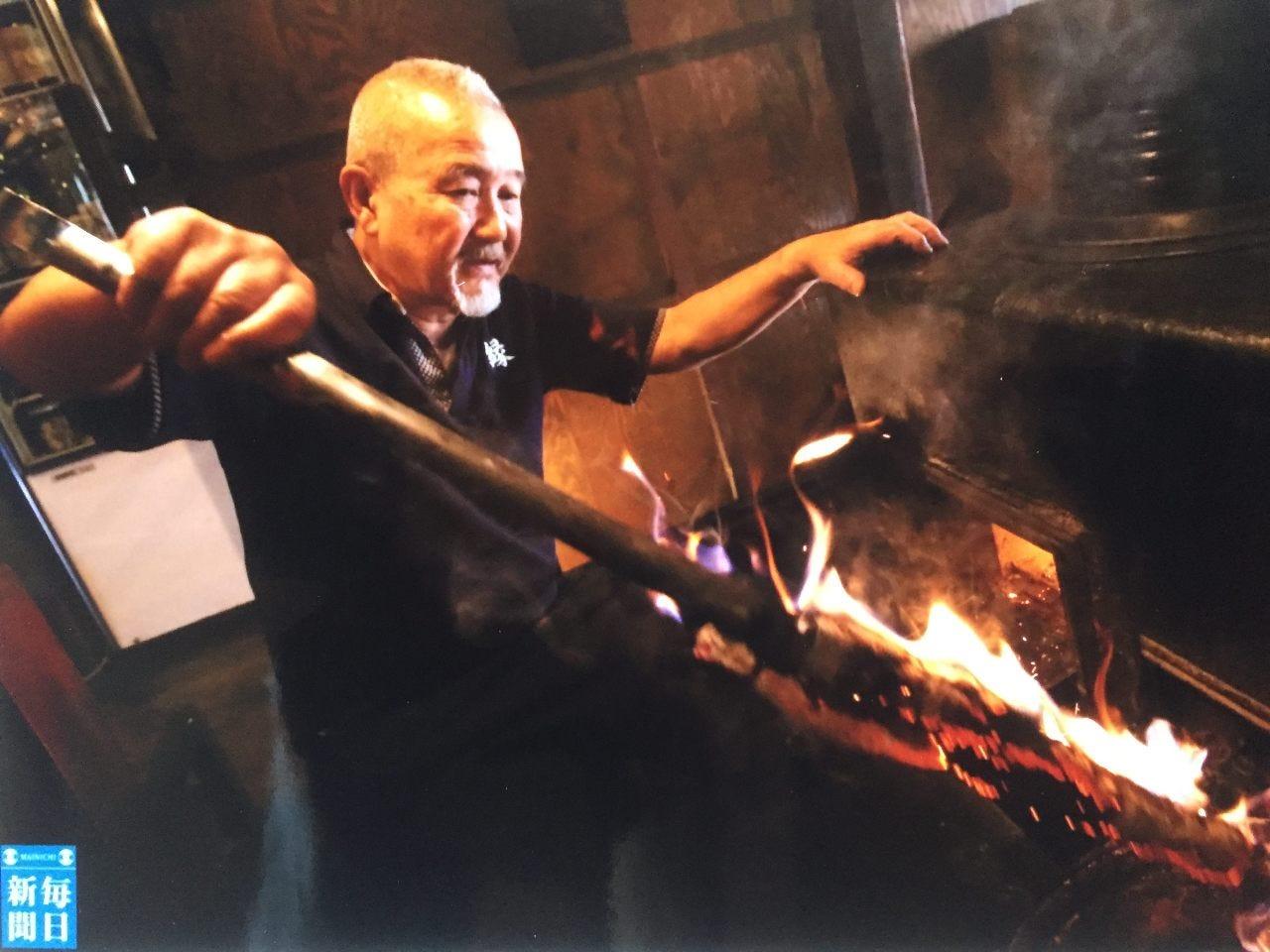 今日も美味しく炊けました。毎日毎日釜戸との戦いです。
