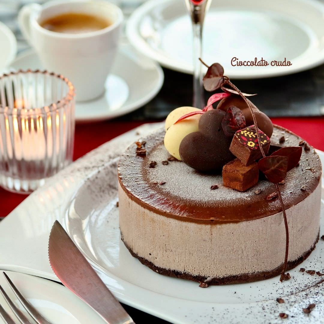 <誕生日ケーキ> 半凍りイタリア産生チョコティラミスケーキ