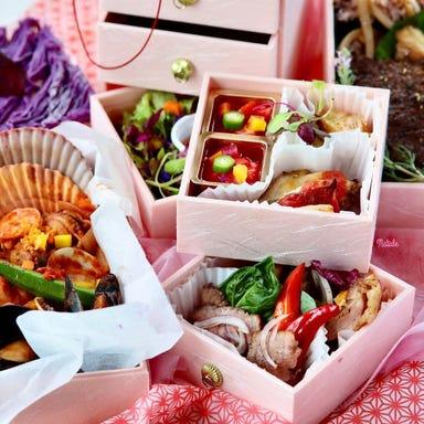 野菜ソムリエの店 Rokumeikan  こだわりの画像