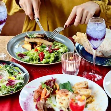 野菜ソムリエの店 Rokumeikan  メニューの画像