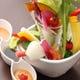 野菜ソムリエであるオーナー自ら農園で育てる新鮮野菜を多彩なスタイルで!
