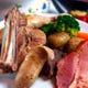 スイス料理「ベルナープラッテ」お肉のおでんの様なお料理!