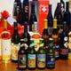 珍しいスイスビール、スイスワインが20種類以上
