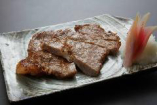 もち豚の粕味噌焼き。柔らかジューシー!